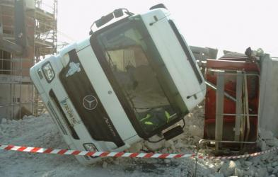 Interventions poids lourds